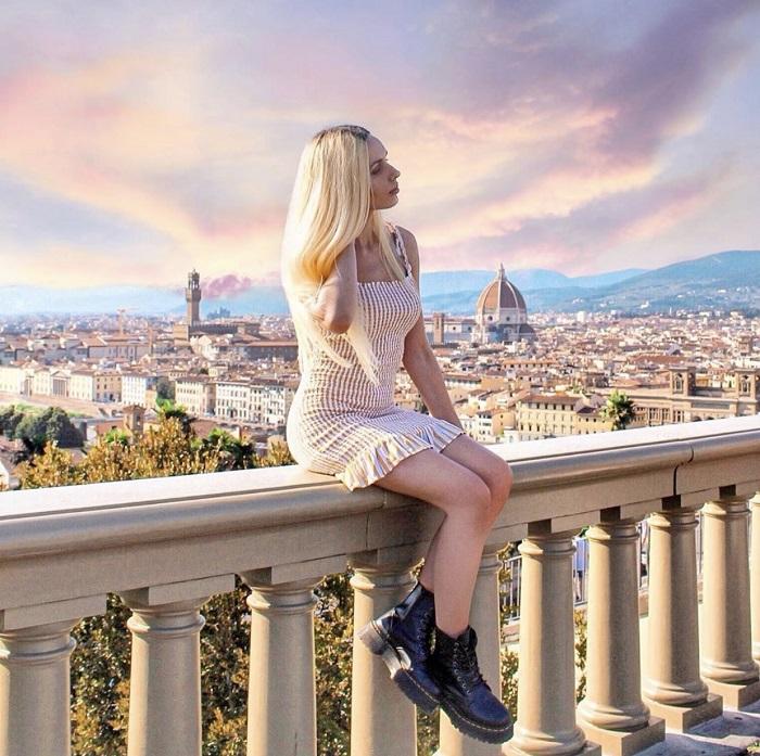 Visit Tuscany to enjoy the bright autumn days
