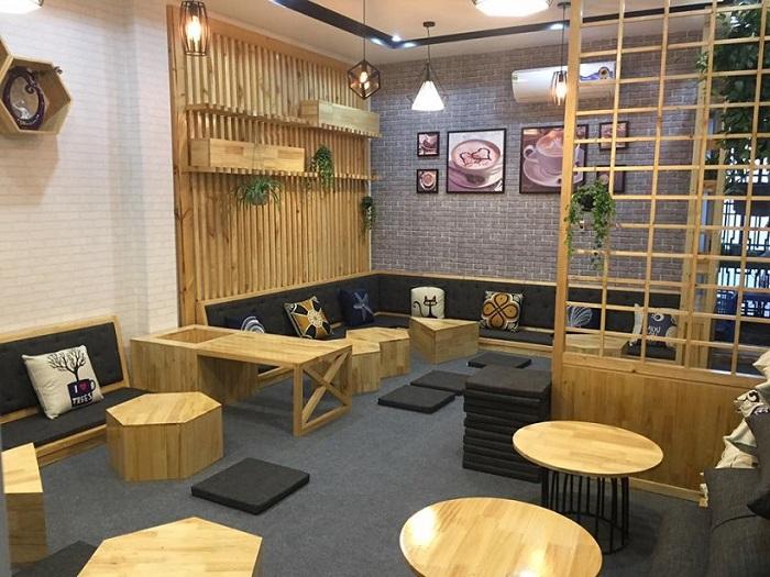 Quán 7 sầu - Coffee & Fastfood - Địa chỉ quán cà phê Thái Bình được yêu thích nhất