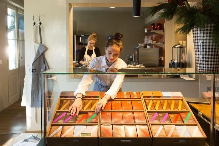 Chocolat Dieter Meier - Khám phá ẩm thực Zurich Thụy Sĩ