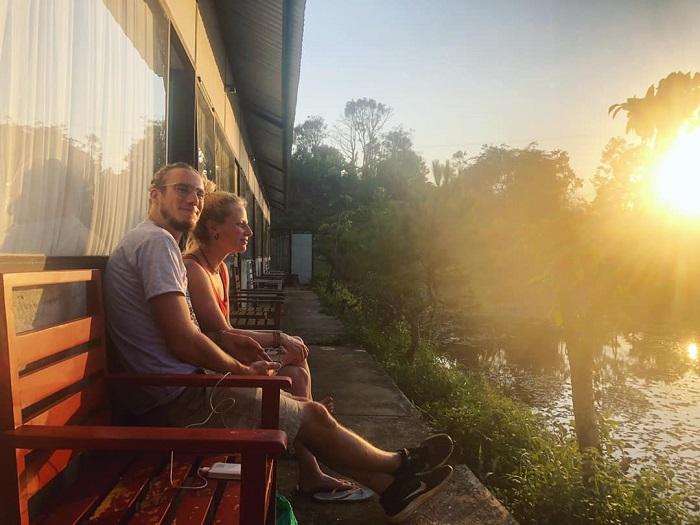 homestay ở Đắk Nông Homestay Biển Rừng