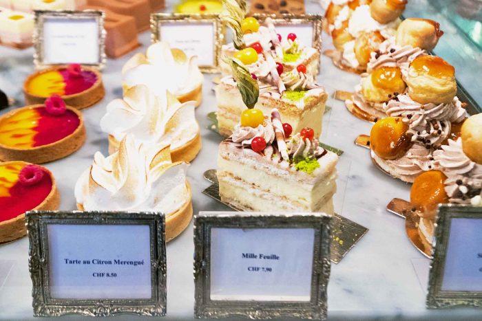 Khám phá ẩm thực Zurich Thụy Sĩ  - tiệm bánh John Baker