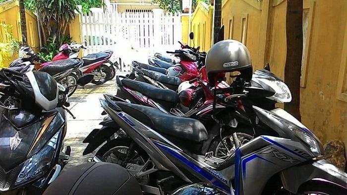 VINABIZ - Địa chỉ cho thuê xe máy ở Thái Bình