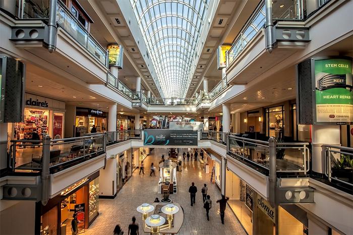Trung tâm Westside Pavilion - địa điểm mua sắm ở Los Angeles nổi tiếng