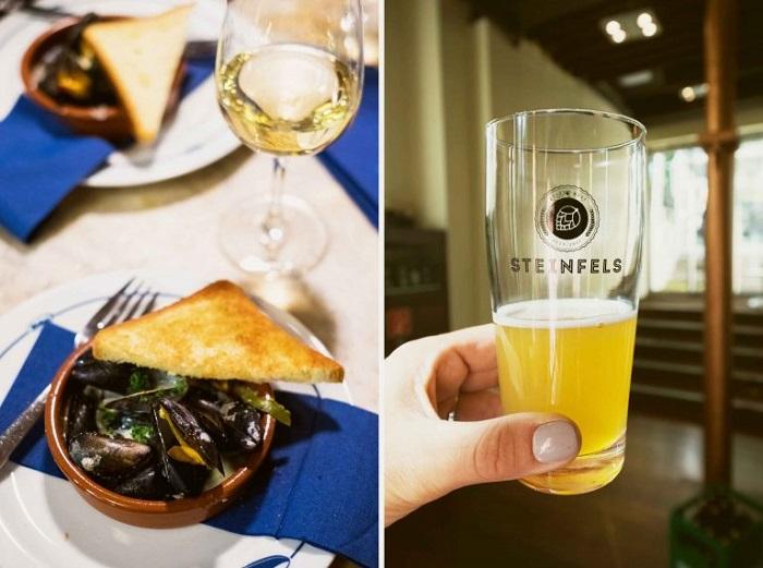 Nhà hàng Les Halles và Nhà máy bia Steinfels - Khám phá ẩm thực Zurich Thụy Sĩ