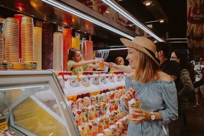Tour du lịch tham quan ẩm thực Barcelona
