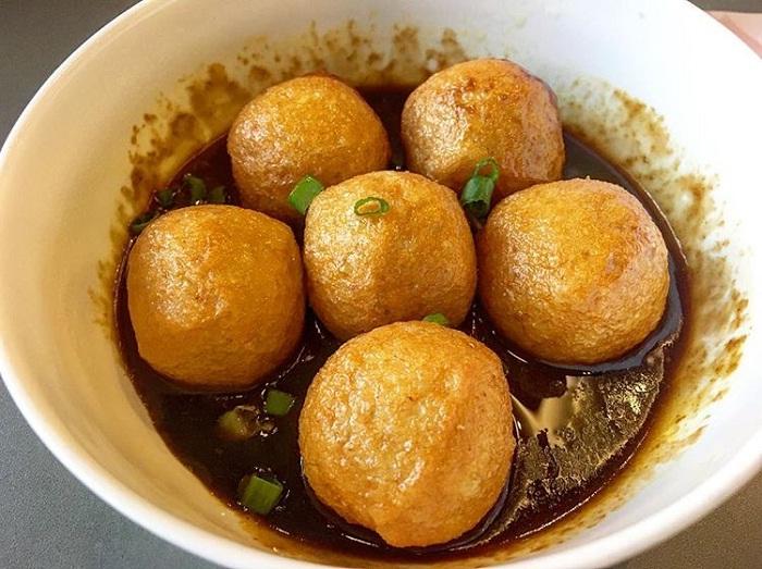 món ăn Hong Kong - điểm hấp dẫn của phố ẩm thực Yongkang