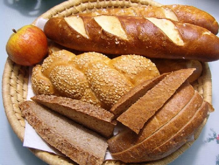 Bánh mì Đức - Đặc sản ở Đức ngon, hấp dẫn