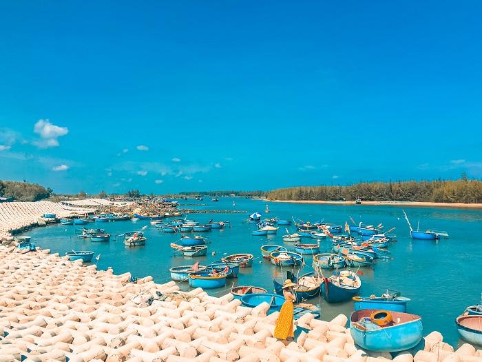fishing village - interesting destination near Loc An Vung Tau beach