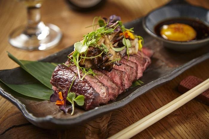 Món bò bít tết - món ăn nổi tiếng ở San Francisco