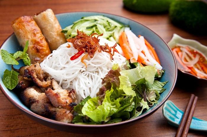 Bún Phương - quán ăn ngon ở Pleiku