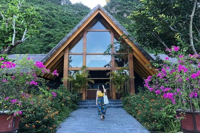 Chùm combo 2N1Đ nghỉ dưỡng gần Hà Nội - Serena Kim Bôi Resort