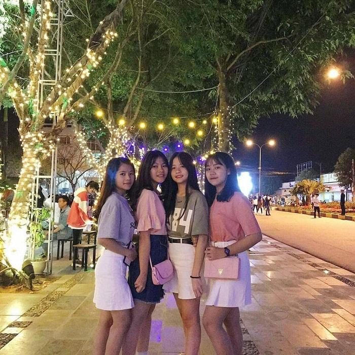 Các điểm vui chơi về đêm tại Ninh Bình