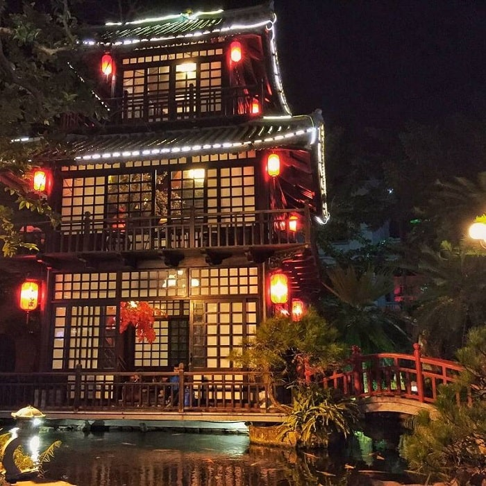 Quán Cafe Bùi Gia - Địa chỉ quán cà phê Thái Bình view đẹp, ấn tượng