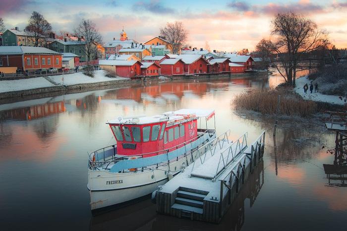 Handbook for Finnish tourist visa
