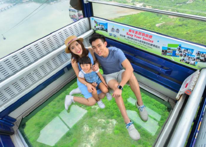 Trải nhiệm Ngong Ping 360 – tuyến cáp treo đáy kính độc đáo bậc nhất thế giới tại Hong Kong