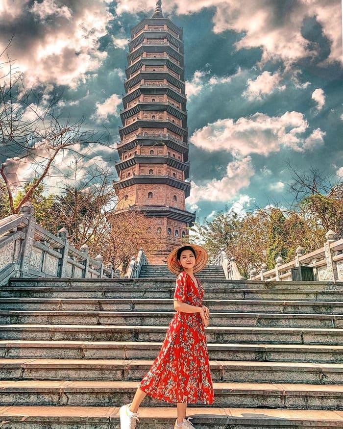 Chùa Bãi Đính - điểm du lịch Ninh Bình tâm linh nổi tiếng