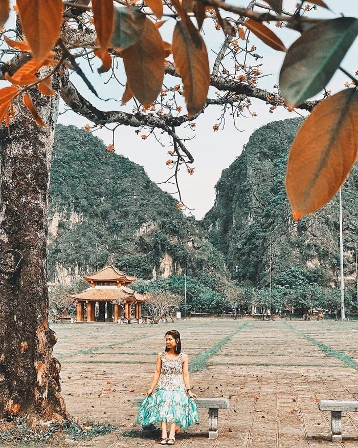 Cố đô Hoa Lư là điểm du lịch Ninh Bình nổi tiếng