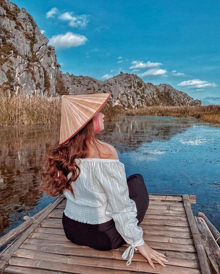 Nhắc đến điểm du lịch Ninh Bình nhất định không được quên đầm Vân Long