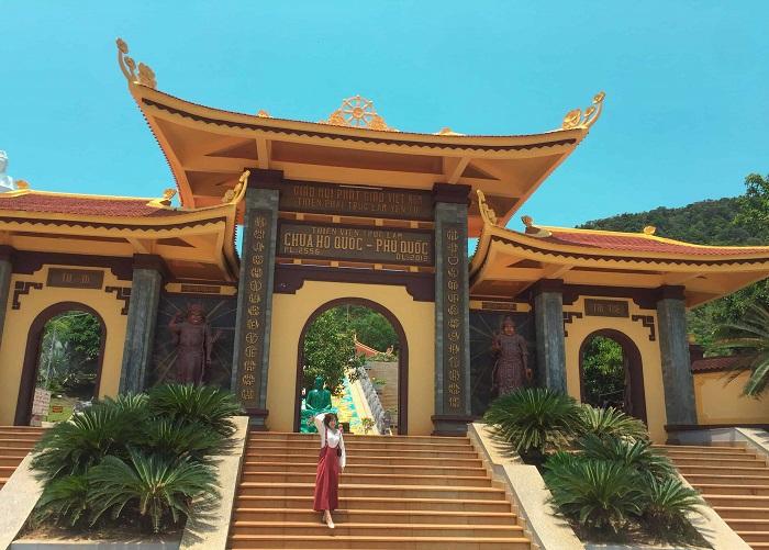 chùa Hộ Quốc ở Phú Quốc - địa chỉ ở đâu