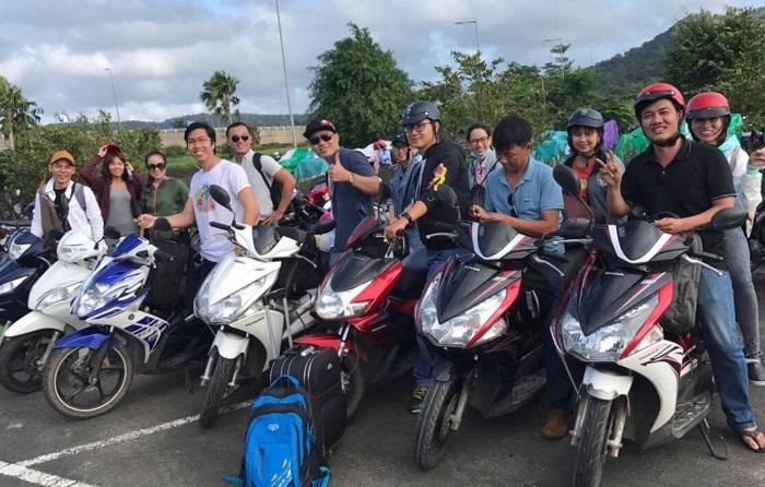Công ty TNHH cho thuê ô tô, xe máy - Địa chỉ cho thuê xe máy ở Thái Bình