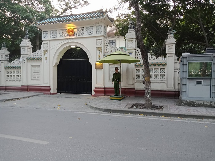 Đại sứ quán Trung Quốc tại Hà Nội - kinh nghiệm xin visa du lịch Hong Kong
