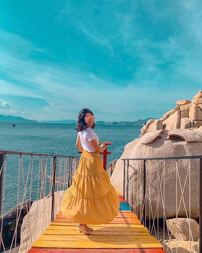 điểm chụp ảnh đẹp ở Cam Ranh Bình Hưng