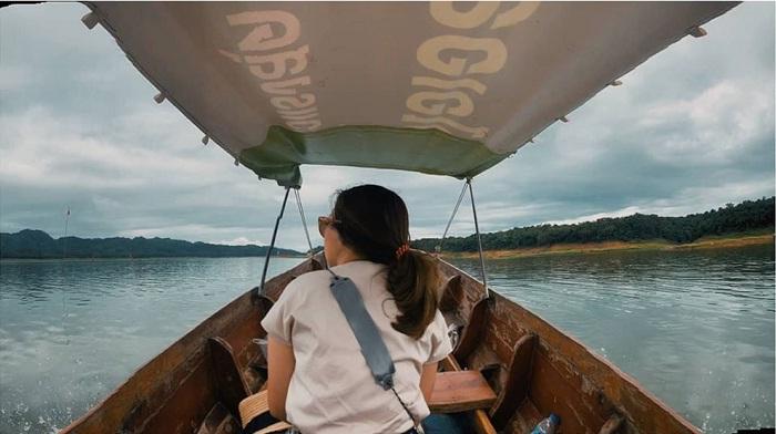 River boat ride - impressive activity in Sangkhlaburi village
