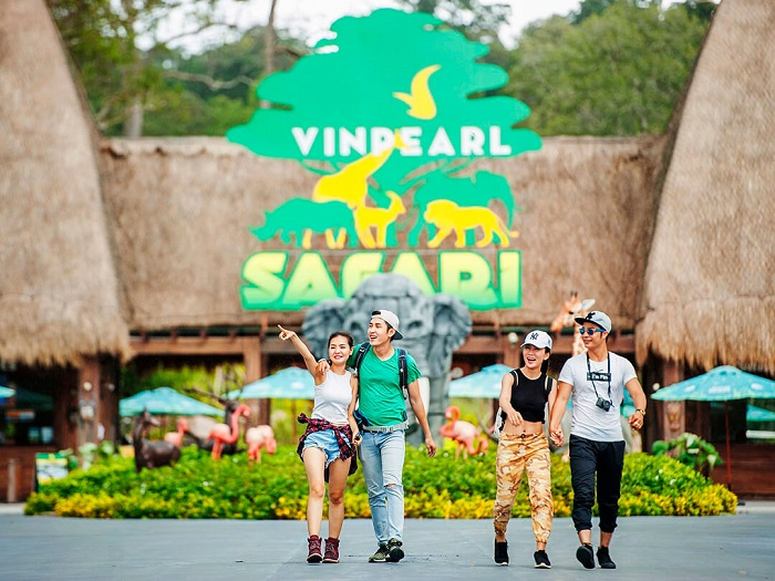 Beautiful place to take pictures in Phu Quoc - Safari Phu Quoc