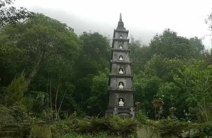 Địa điểm du lịch tâm linh ở Quảng Ninh - chùa Hồ Thiên