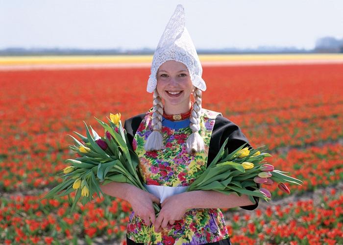 Địa điểm ngắm hoa tulip ở Hà Lan - ngắm hoa ở Noordwijkerhout
