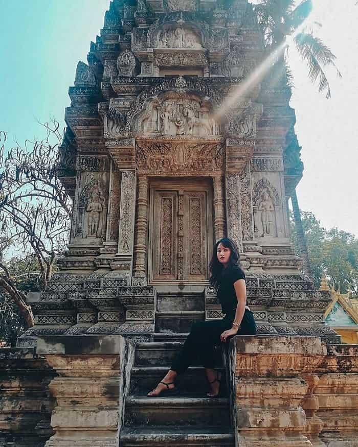Places to visit Wat Damnak