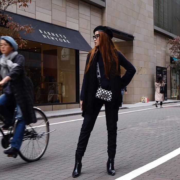 điểm tham quan ở Tokyo - check in đường phố Ginza