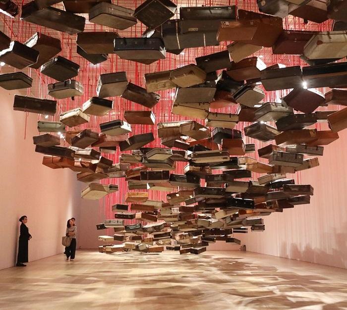 điểm tham quan ở Tokyo - xem trưng bày ở bảo tàng Mori