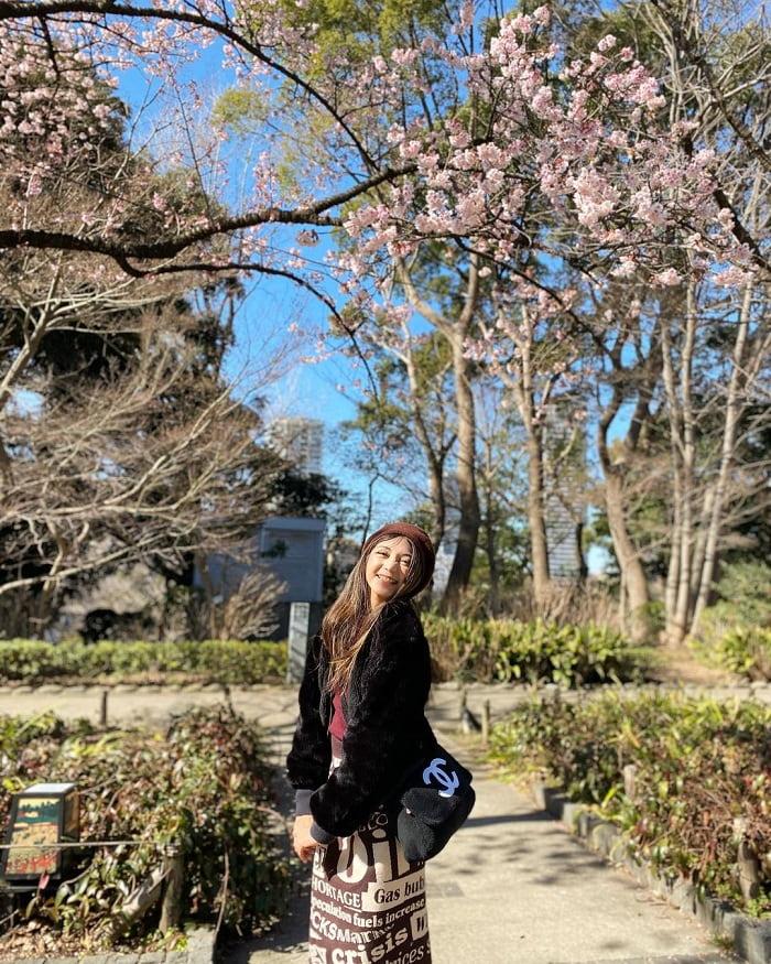 điểm tham quan ở Tokyo - check in công viên Ueno