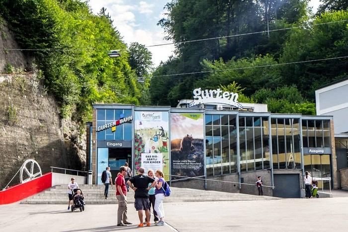 Visiting Gurten Bahn is one of the Bern Switzerland Travel Experiences