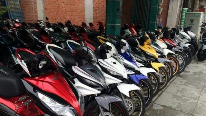 Khách sạn Hoa Hồng - Địa chỉ cho thuê xe máy ở Thái Bình