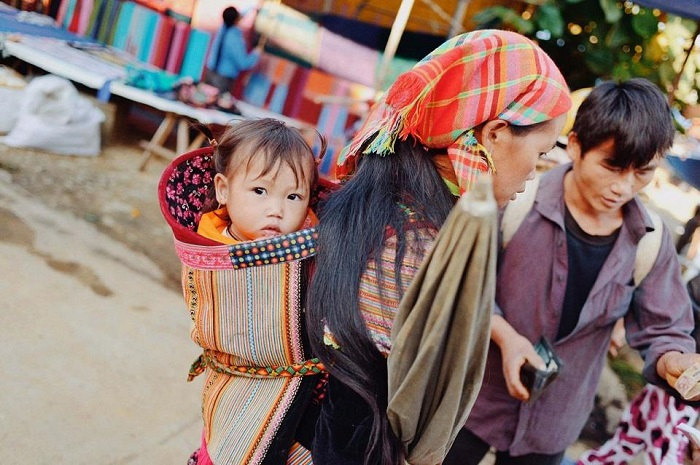 Introduce briefly about the famous Bac Ha fair in Lao Cai