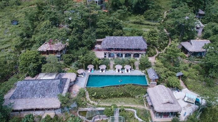 khu nghỉ dưỡng ở pù luông có bể bơi-puluong-eco-garden