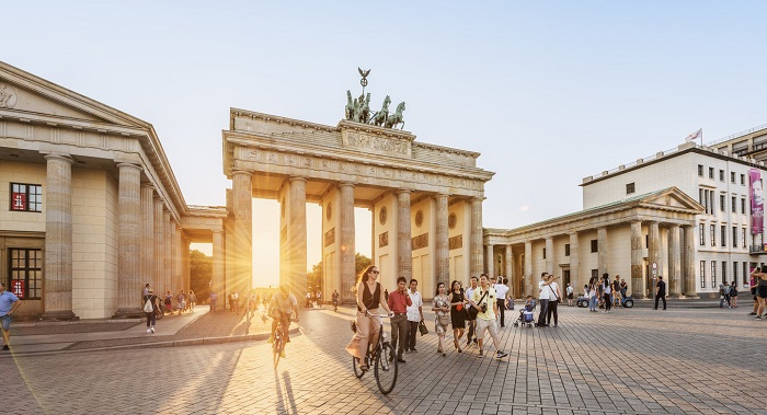 những quốc gia có nhiều di sản nhất thế giới - Đức