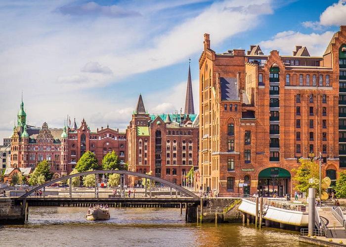 Kinh nghiệm du lịch Hamburg - thành phố lãng mạn và cổ điển của Đức