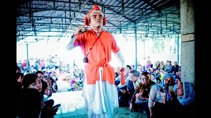 Rija Nagar festival of Cham people