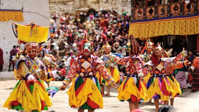 Lễ hội lớn ở Ấn Độ- Lễ hội gió mùa