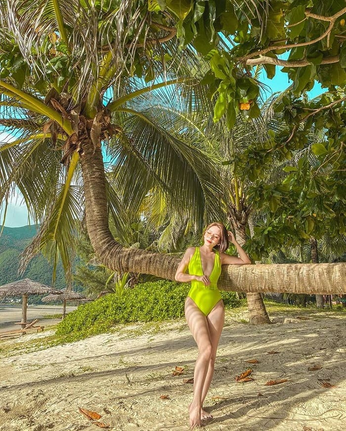 What to wear when going to Con Dao - swimwear