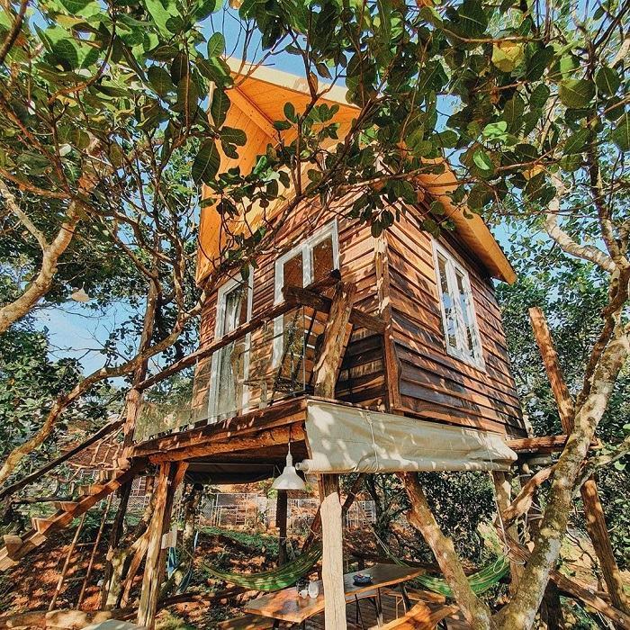 homestay ở Đắk Nông MeGarden Valley