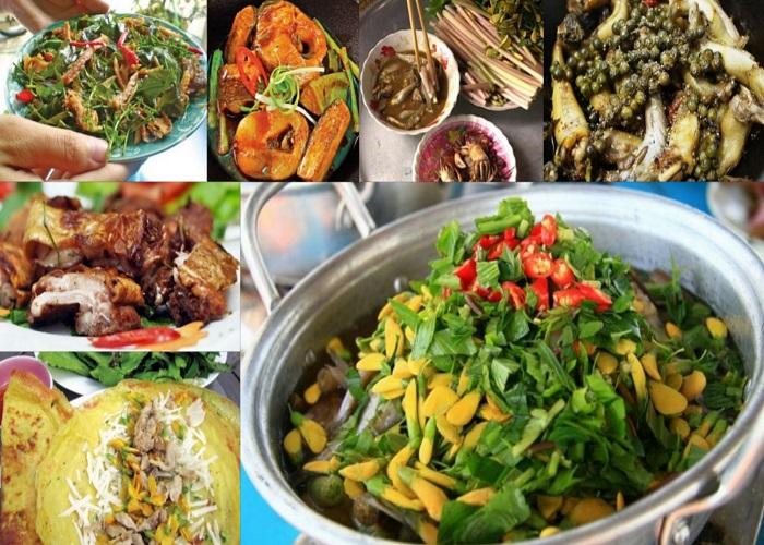 Khám phá những món ăn mùa nước nổi miền Tây 'ngon bá cháy' khó quên
