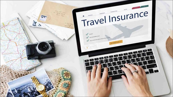 Store technology when traveling, buy insurance