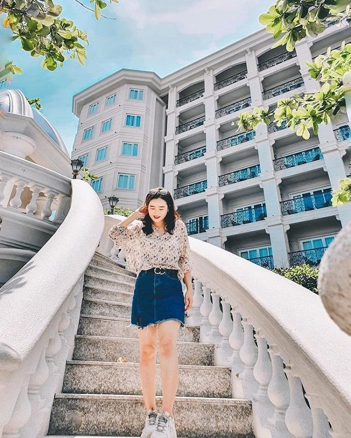 khách sạn Lan Rừng - nơi nghỉ ngơi tại biển Phước Hải Vũng Tàu