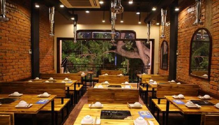 Nhà hàng Ngọc Lâm - quán ăn ngon ở Pleiku