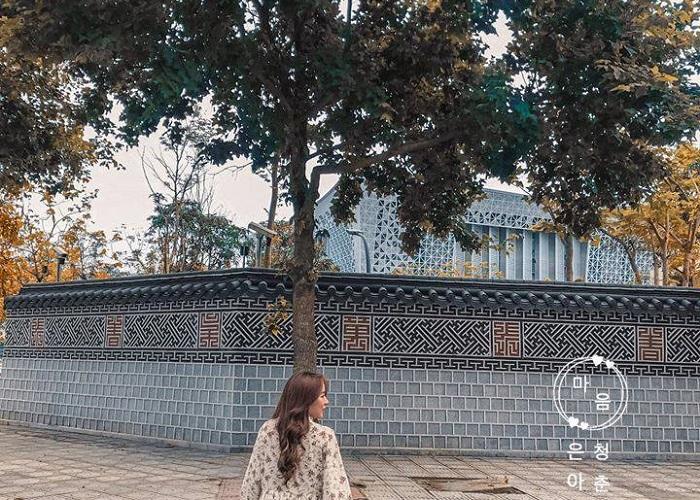những góc phố Hàn Quốc ở Hà Nội