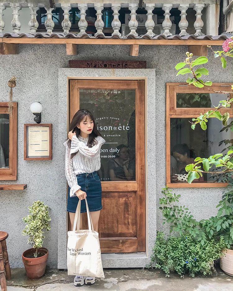 những góc phố Hàn Quốc ở Hà Nội-maison